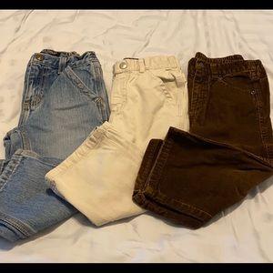 Ralph Lauren boys pants 3T bundle
